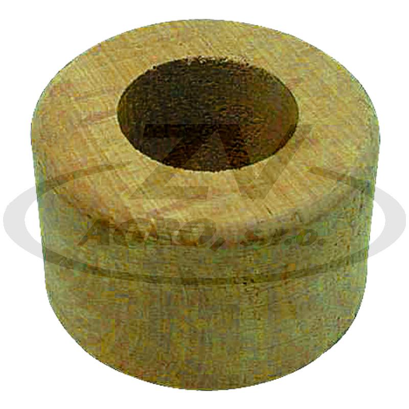 Ložisko z tvrdého dřeva