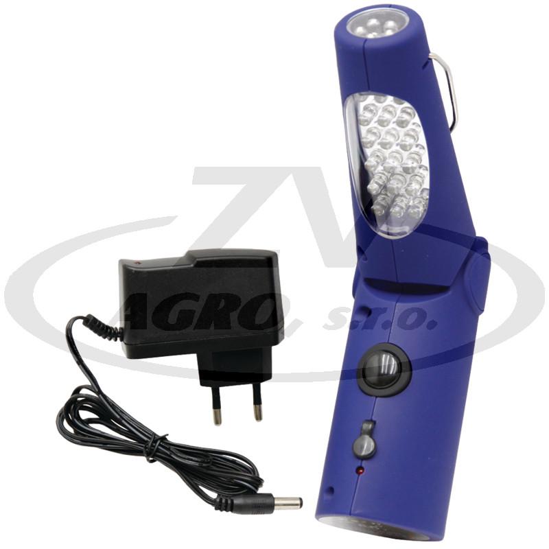 SCANGRIP FLEX Akumulátorová LED pracovní svítilna