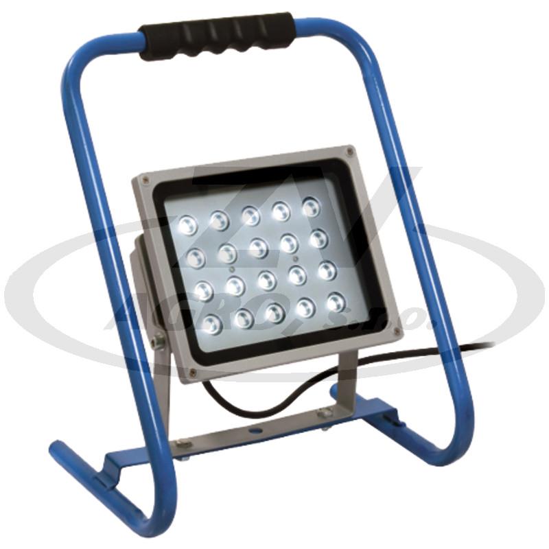 Mobilní LED-reflektor