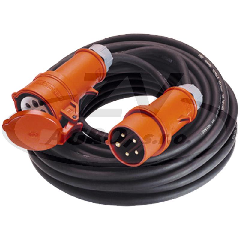 Silnoproudý prodlužovací kabel