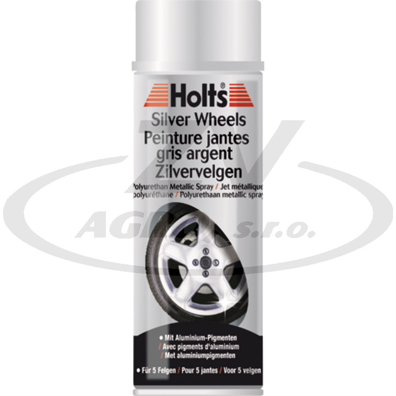 Holts Silver Wheels