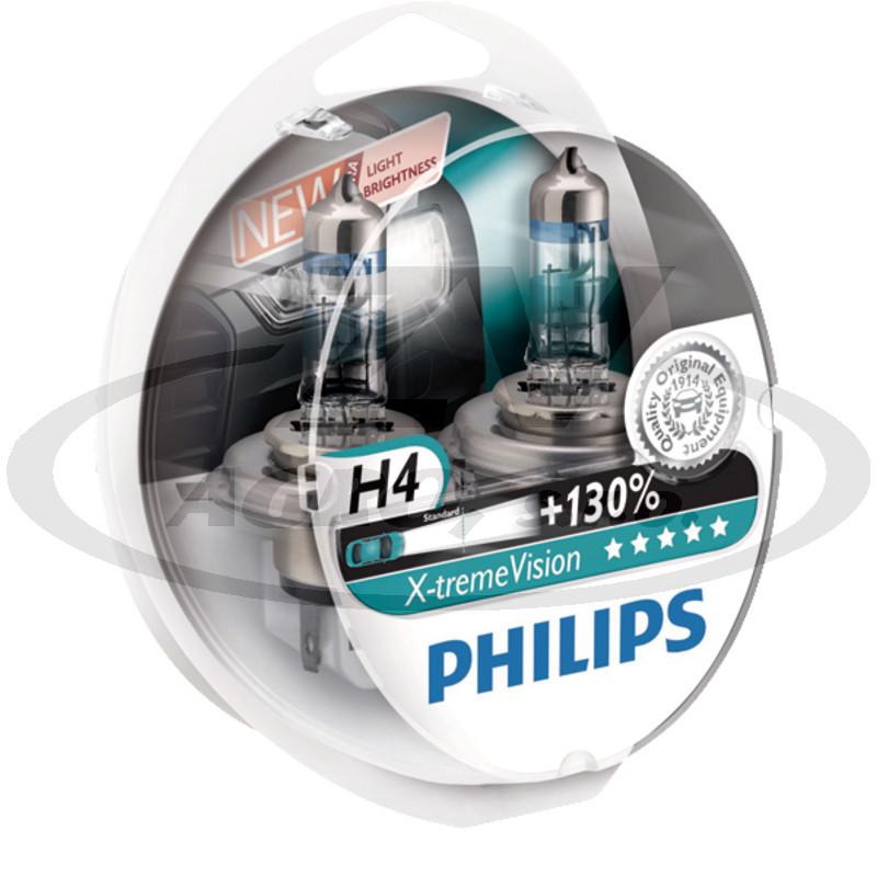 Philips Halogenová žárovka, H4