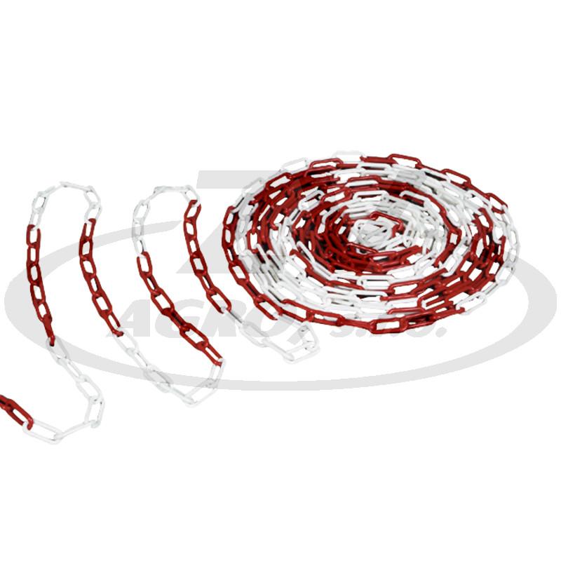 Signální plastový řetěz