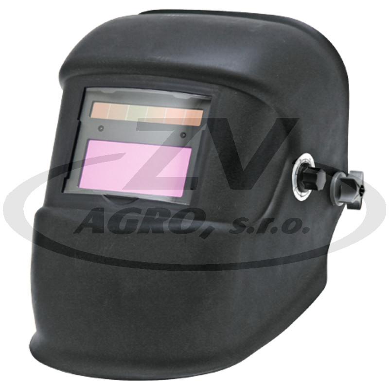 Automatická stmívací helma