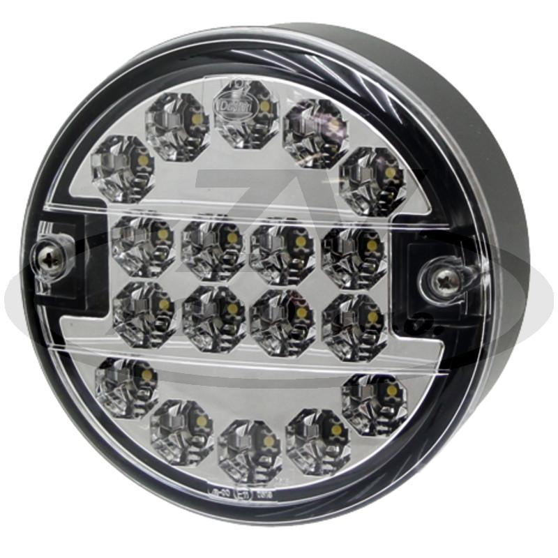LED-světlo zpátečky