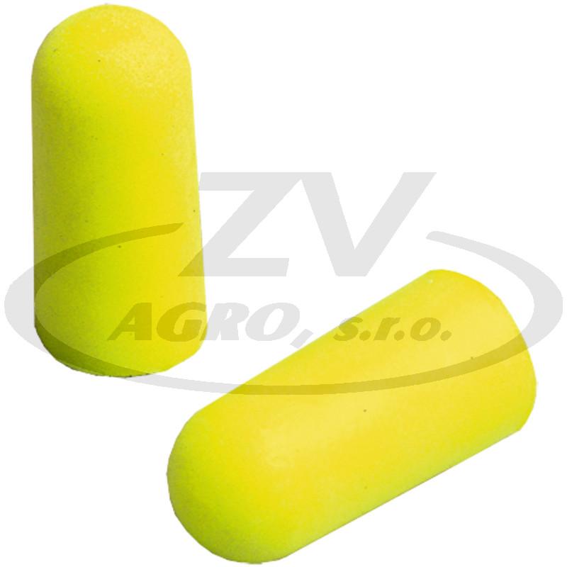 Jednorázové ucpávky - špunty do uší / 250 párů