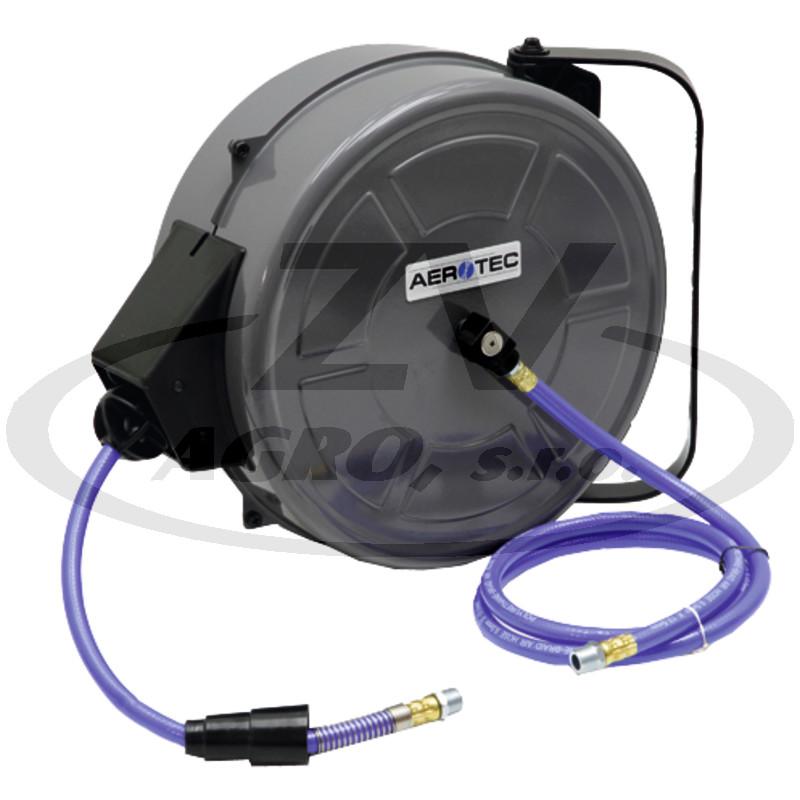Automatická navíječka tlakových hadic