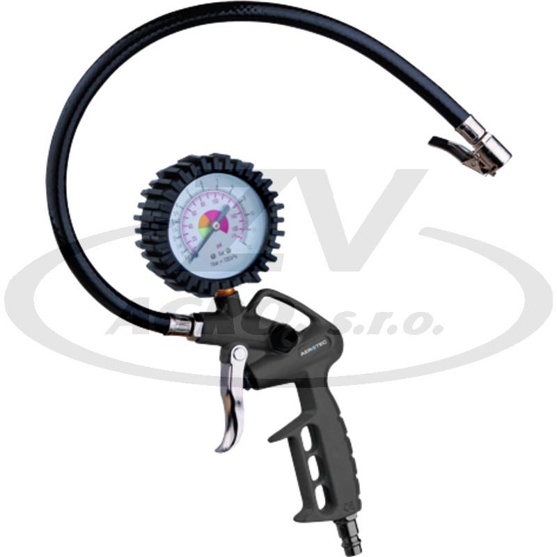 AEROTEC Měřič tlaku v pneumatikách