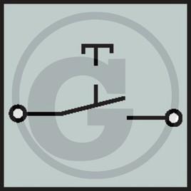 Bosch Tlačítko / pracovní kontakt