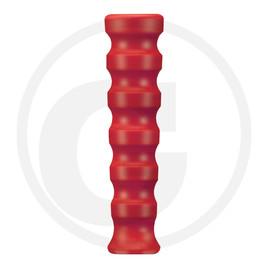 Ochrana proti zlomu NW 10 rot Gummi vlnitá