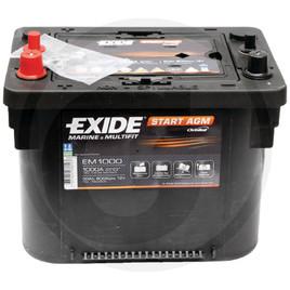Baterie Maxxima EM 1000