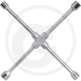 """KS Tools Křížový klíč pro osobní vozy, 1/2""""x17x19x22mm"""