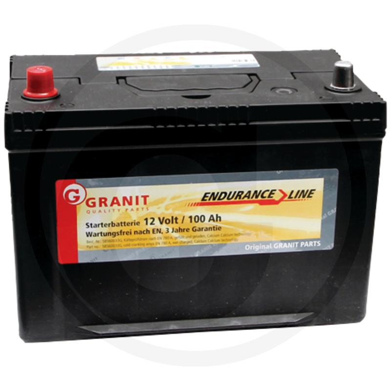 Baterie 12V 100Ah