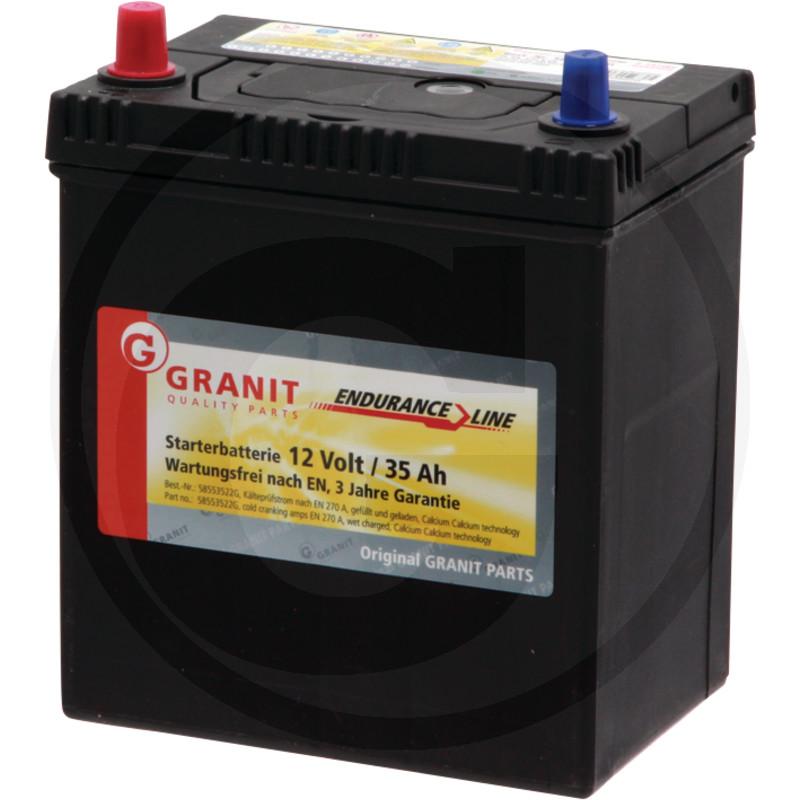 Baterie 12V 35Ah plná