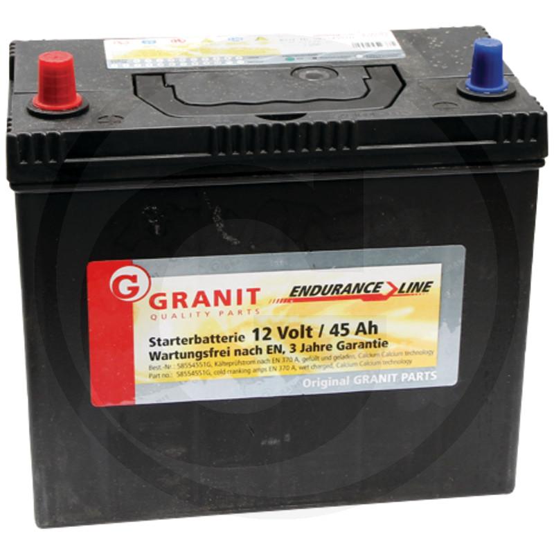 Baterie 12V 45Ah plná