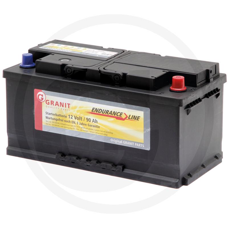 Baterie 12V 88Ah plná