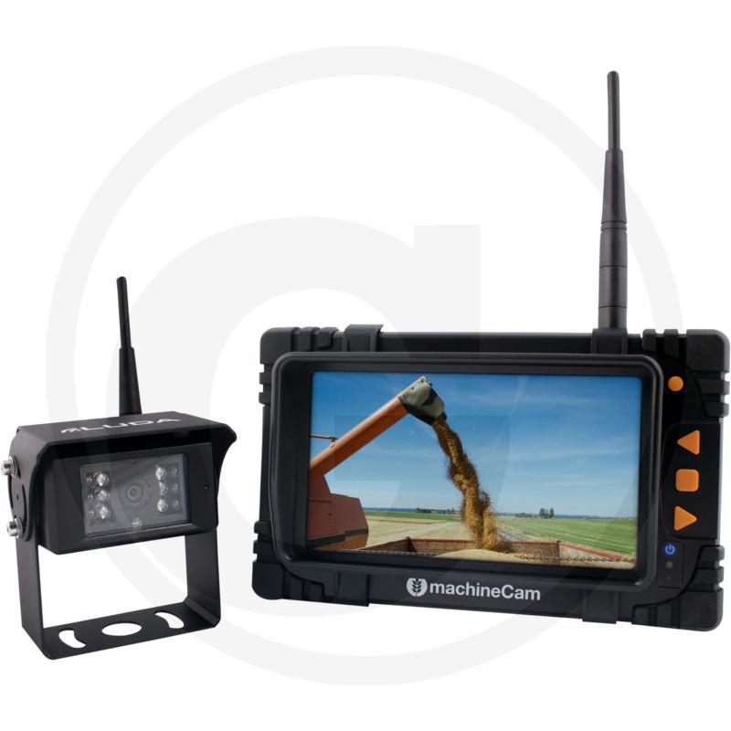 Kamerový systém Luda.Farm MachineCam®