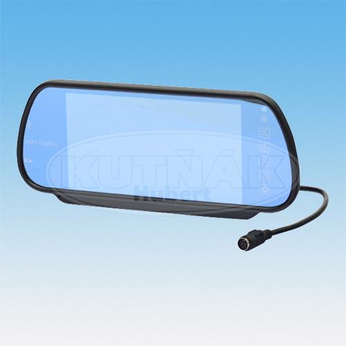 "Monitor zrcadlo 7"", 12-24V"