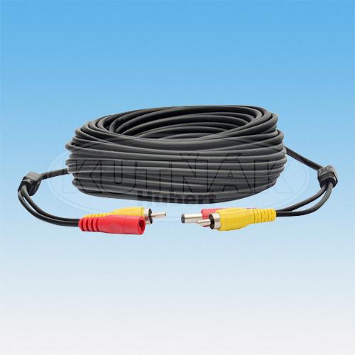 Kabel 15m RCA