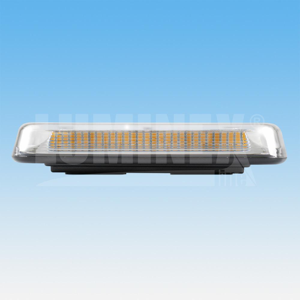 LED RAMPA, MAGNETICKÁ, 310 MM - oranž.