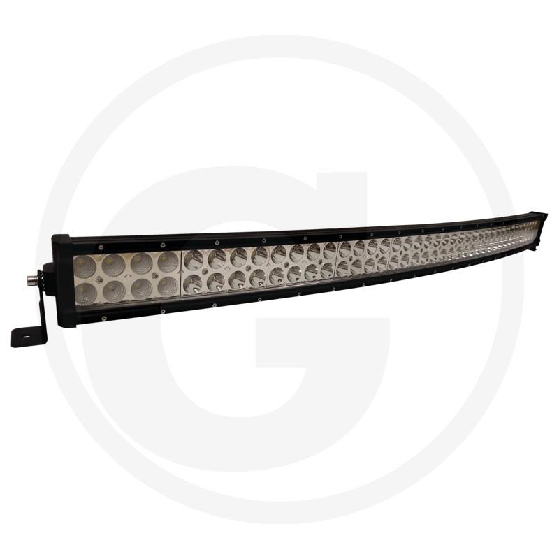 LED SVĚTELNÁ RAMPA ZAKŘIVENÁ 1124 mm - 240W - 21600 LUMENŮ