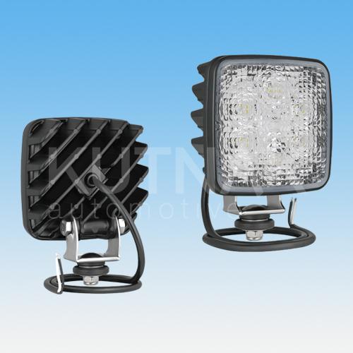 LED PRACOVNÍ SVĚTLOMET - 800 LUMENŮ, 12V / 24V + 5 M KABEL