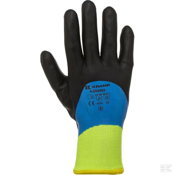 KG0600208 zimní akrylové rukavice 6.002 8/M