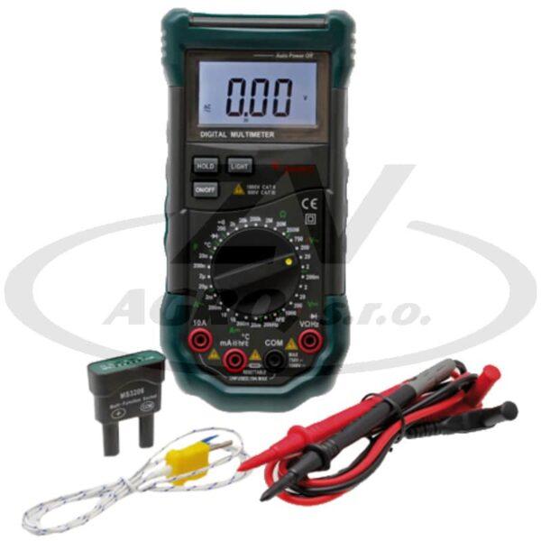 Měřící a testovací přístroje