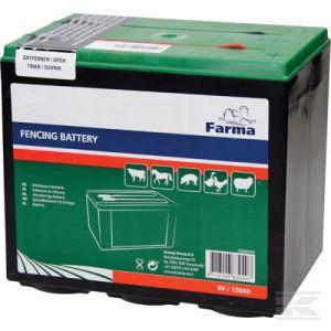 Baterie pro elektrické ohradníky